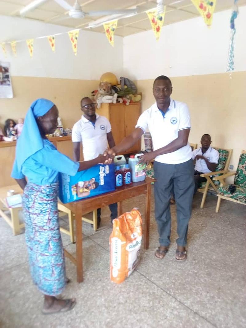 BigVisions Donates to St. Joseph Orphanage