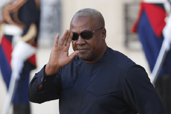 Will The Merciful God Ordain Mahama A Second Time?