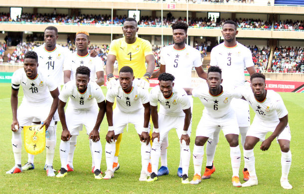 Black Stars To Play Two Friendlies Ahead Of 2019 AFCON