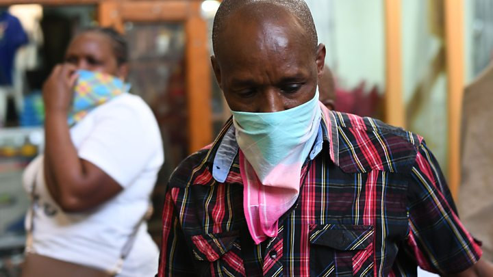 Wearing Of Face Mask In Ghana: We May Be Suffocating Ourselves For ...