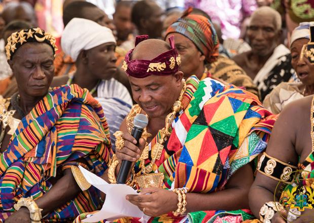 Jasikan Chief List Achievements Of Akufo-Addo