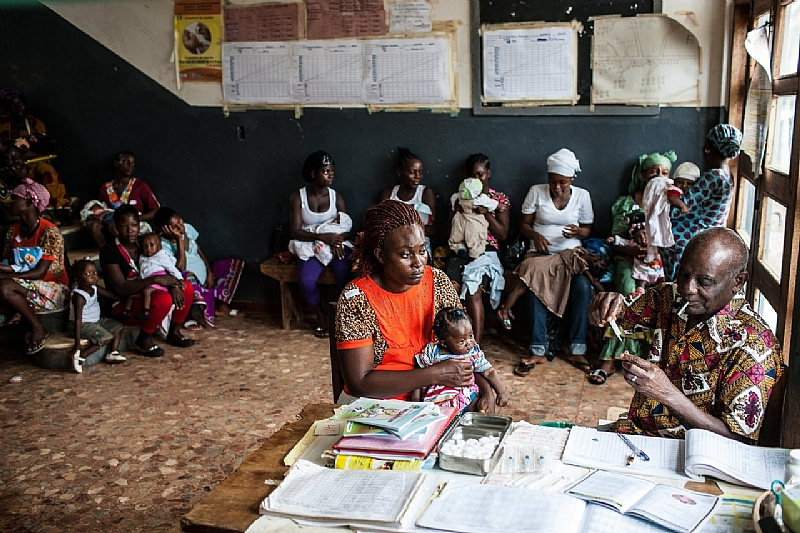 The Deterioration Of The Liberian Health Care System
