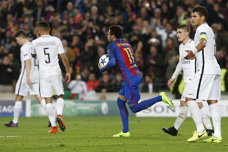 Nickname For Barcelona's 6-1 Win Over PSG is Now an ...
