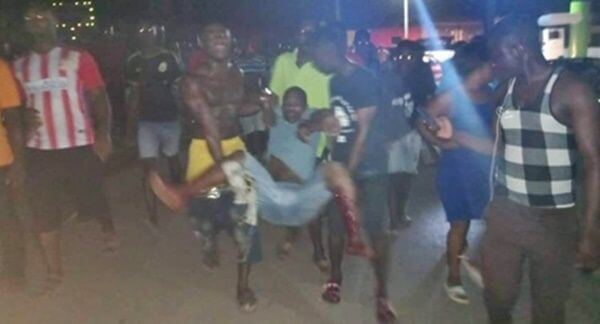 Police Brutality On Krobo Protesters, Cast A Slur On Ghana's Democracy —NDC