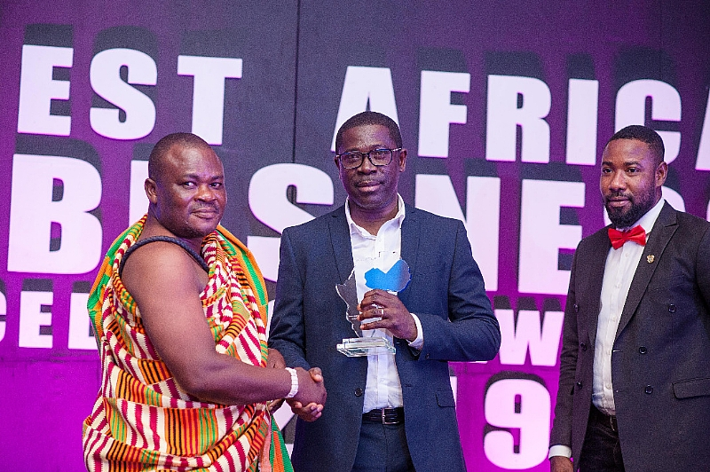 Kasapreko Wins Outstanding Alcoholic Beverage Company At WABEA