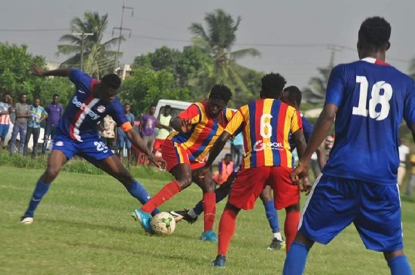 Karela And Hearts of Oak Complete NC Special Cup Semifinal Line-Up