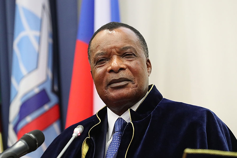 Congo President Receives Honorary Doctorate From MGIMO