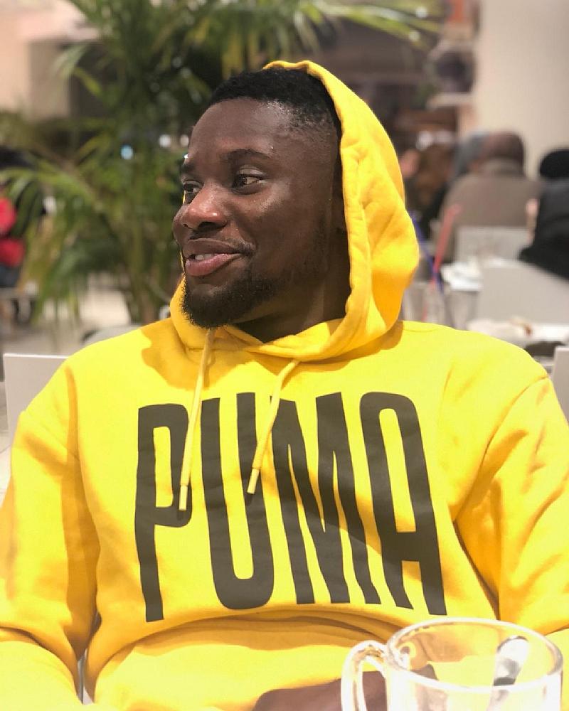 Meet Kingsley Fobi - Ghanaian International Footballer At PUMA