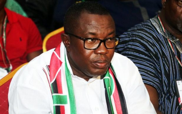 Ofosu Ampofo Released, Phones Seized