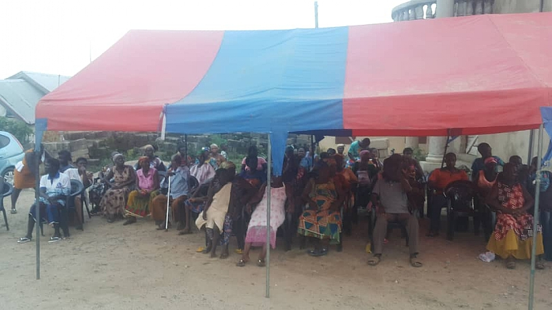 New Juaben North Social Welfare Embarks On Child Protection Education
