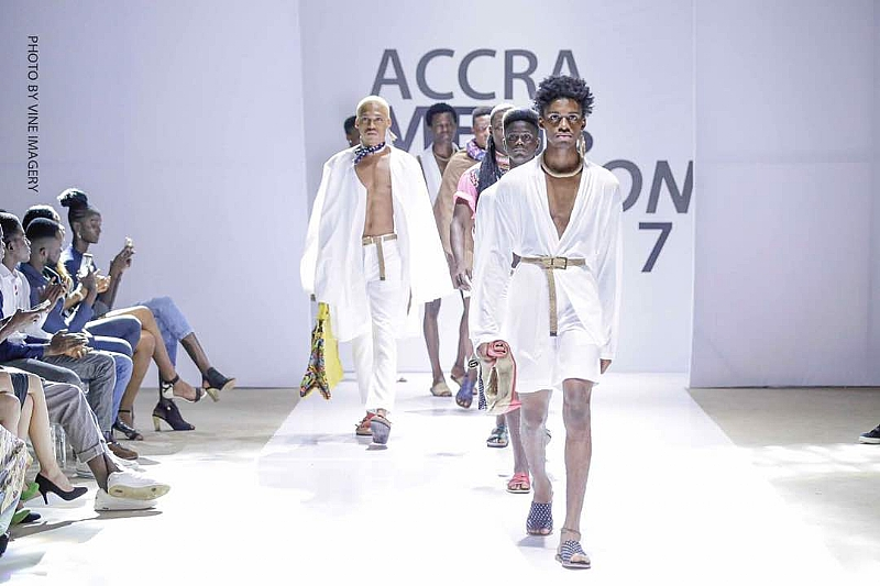 Hmd Global Partners Accra Men S Fashion Week For Its 3rd Edition