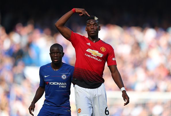 Manchester United Vs Chelsea Headlines 2019/2020 Premier