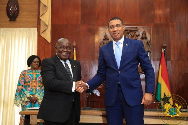 Ghana, Jamaica Waive Visa Requirement