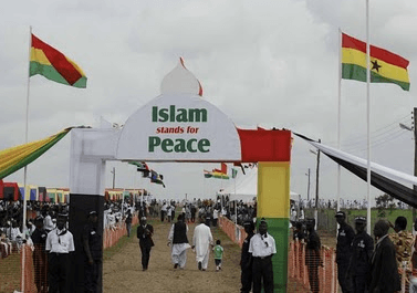Ghana Muslim Mission Embarks On Donations In The Course Of Islam