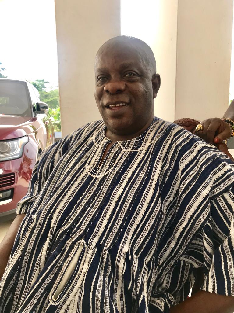 E/R: Business Mogul George Owusu To Be Enstooled Chief Of Kwahu Pepease