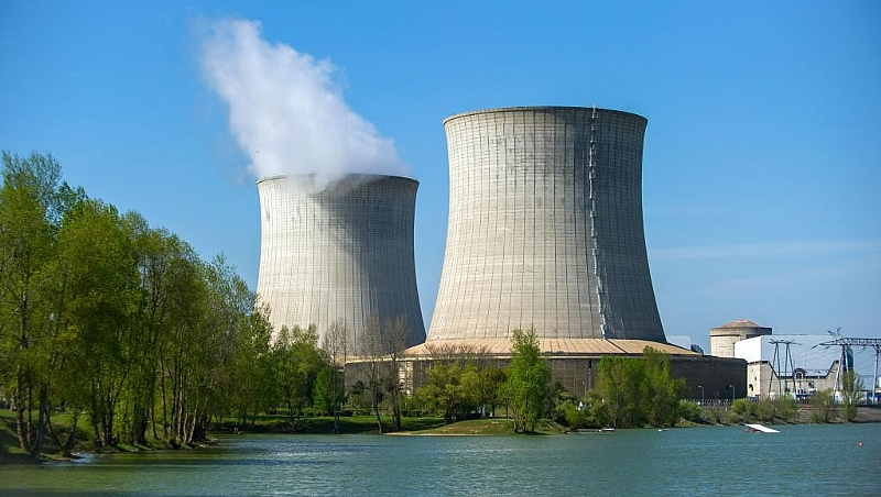 Radioactivity levels abnormally high in France's Loire river