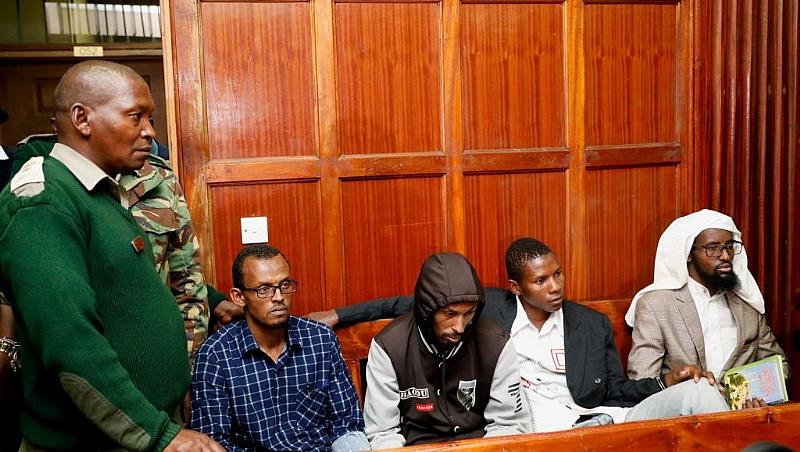 Three found guilty of abetting Kenya's Garissa attackers