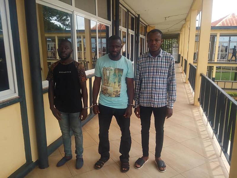 Police Nab 3 Car Snatchers In Kumasi