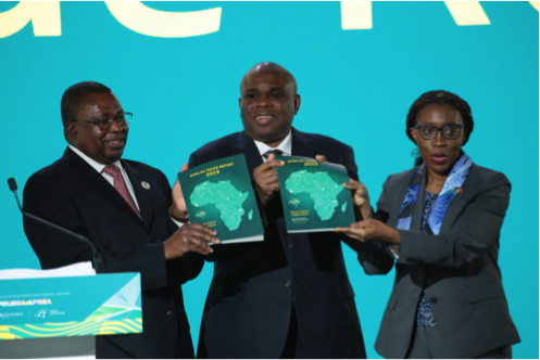 Africa's Output Grew By 3.4% In 2018—Report