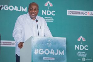 1 Village 1 Dam Now 1 Village 1 Pond – Mahama Mocks Akufo- Addo