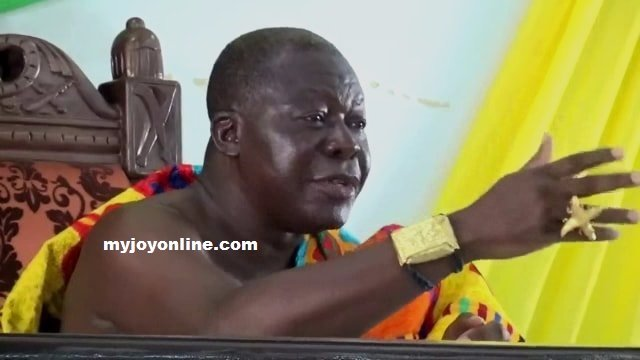 Asantehene Destools Second Chief