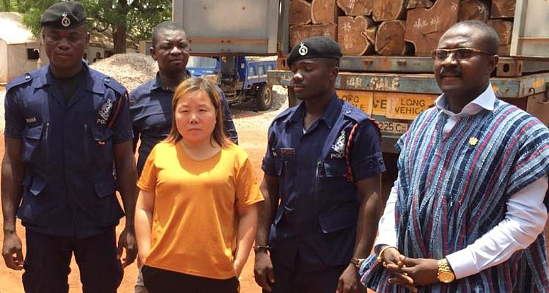 Rosewood Queen Finally Surrender To Police