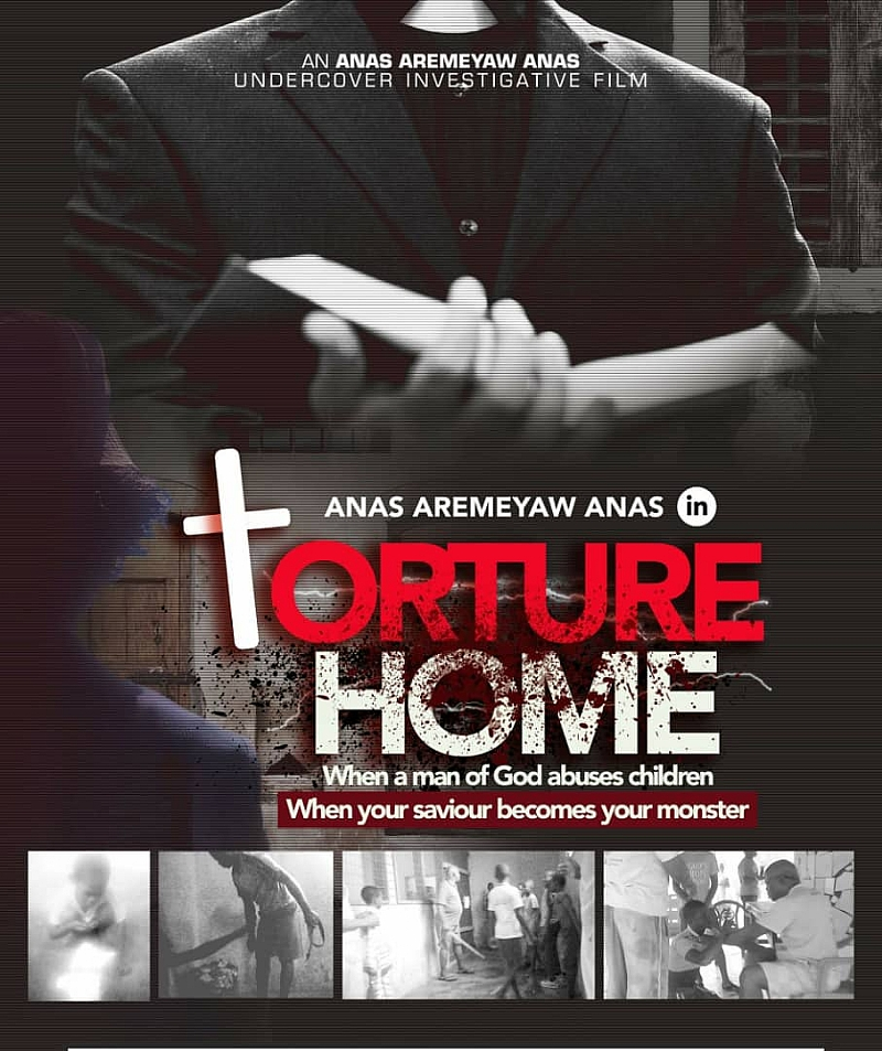 Torture Home (3)  ...When Reverend Lamina Steals Food For Orphans And Sells For His Personal Gains