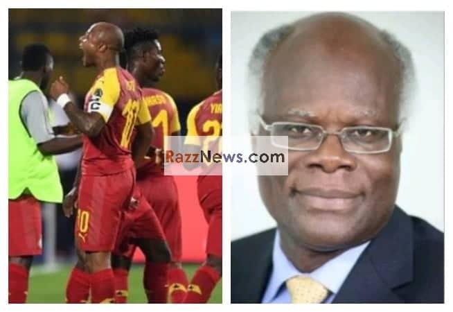 Hon.K.T Hammond Vindicated Over Black Stars' Poor Play With Benin