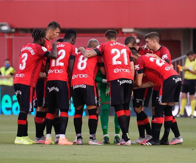 Midfielder Baba Idrissu Excel For RCD Mallorca In 5-1 Win Against Celta Vigo
