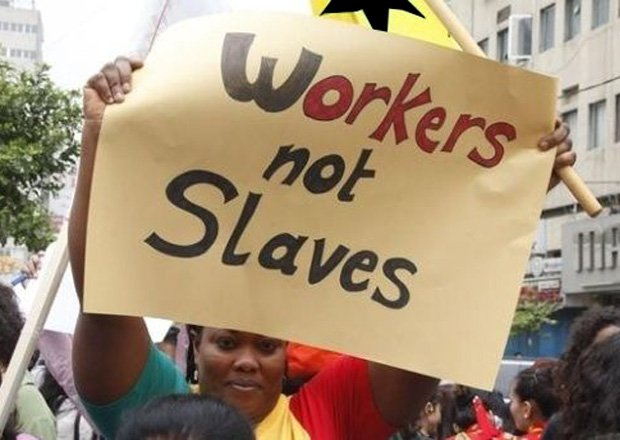 is migrant domestic labour a modern form of slavery Ufdwr statement international day to end violence against women 25 november 2014 on this day that marks the 24th year of the international day to end violence against women, the united for foreign domestic workers' rights (ufdwr) network pays homage to all women, especially migrant domestic workers, who experience gender and class violence in.