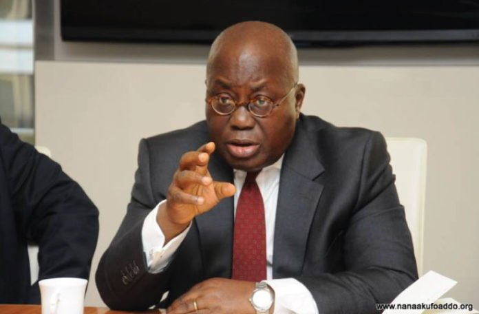 Things are really knocking things in Ghana under Akufo-Addo