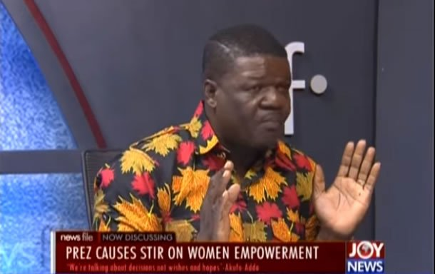 Women Deliver Confab: Akufo-Addo Went Empty – MP
