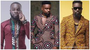 Sarkodie Reacts After M.anifest Teased Him On His Birthday