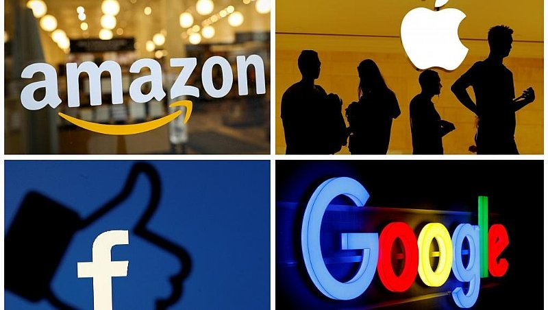 France, US in spat over future 'Gafa' tax on top tech firms