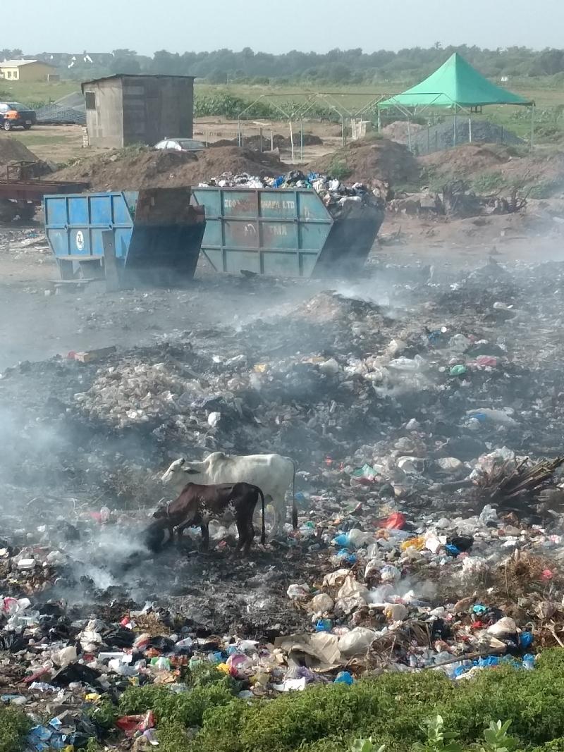 Letter: Close Down Sakumono Lagoon Landfill Site