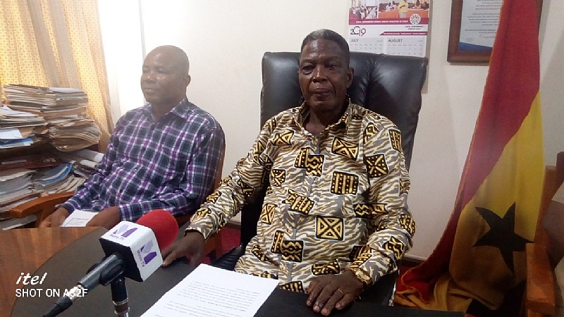 Hohoe MCE Fight 'Enemies' With Lists Of His Achievements