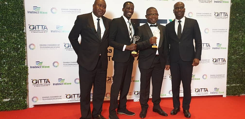 Access Bank Grabs GITTA Awards
