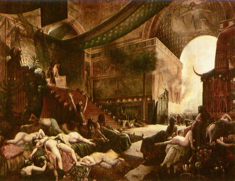 The Destruction Of Babylon The Great As Prophesied By The Prophets