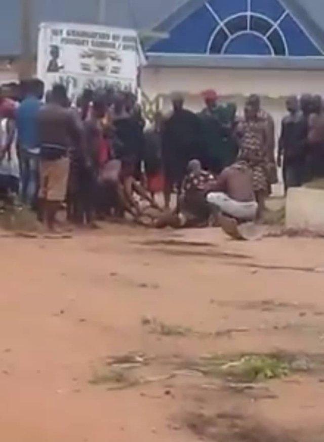 Police Debunks Remour Of Human Sacrifice