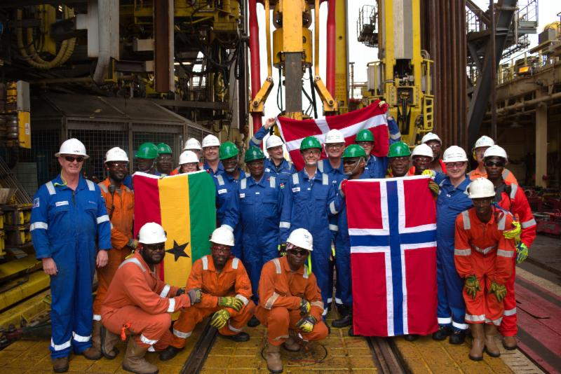 Aker Energy Gets US$100 million For Deep Water Offshore Oil Project In Ghana