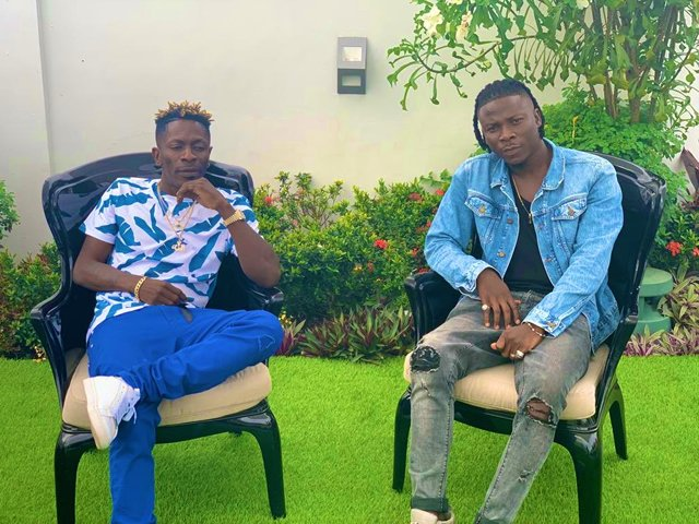 Stonebwoy Thumps Shatta Wale On Beyonce Feature