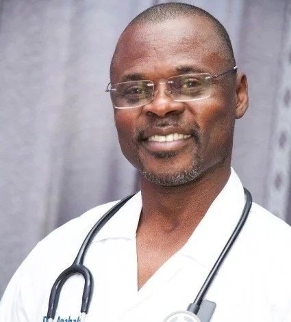 NDC Primaries: Former Ridge Hospital Boss Dr Anaba Pick Forms