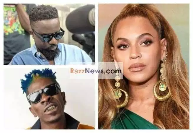 SM Fans Mock Sarkodie Over Shatta, Beyonce Collabo