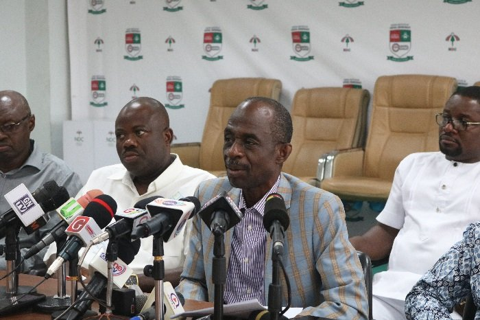 NDC launches e-payment platform to raise funds
