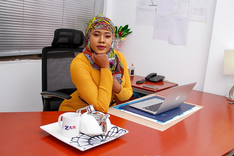 I-ZAR Group's Rashida Nasamu To Speak At Zongo Skills Project Launch