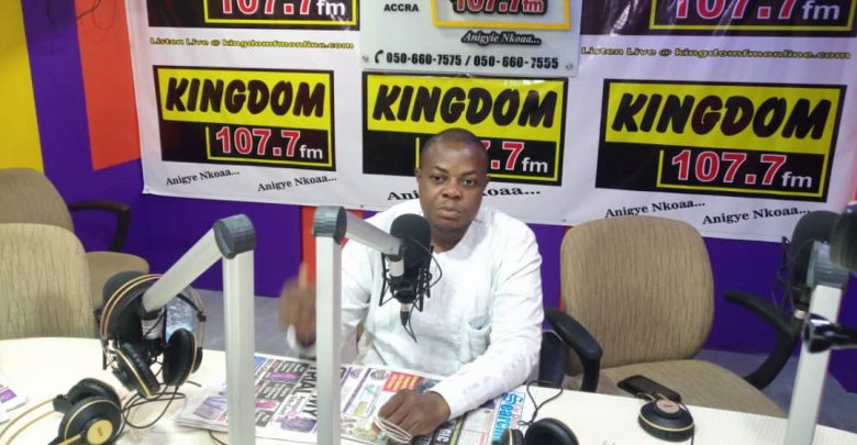 NDC Express Worry Over Insecurity Under Akufo-Addo