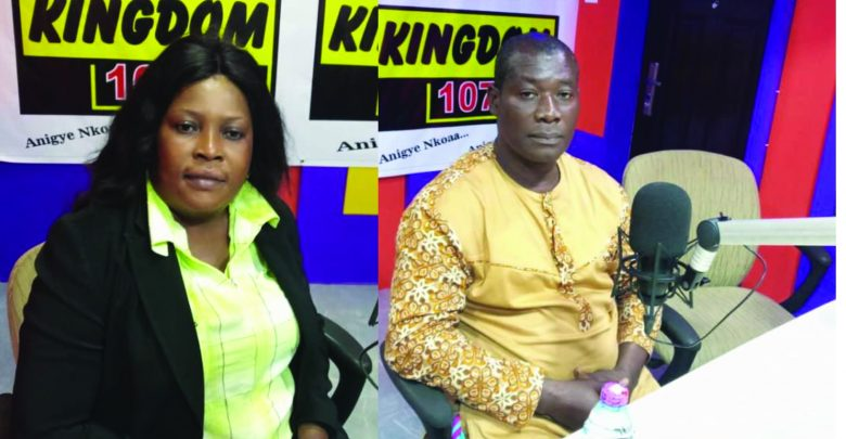 Distressed MenzGold Customers Hit Studios Of Kingdom FM