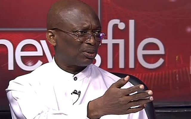 Defender General Kweku Baako's Habit; A Tool For 'Monied Might','Oppressors' And 'Danger To Humanity