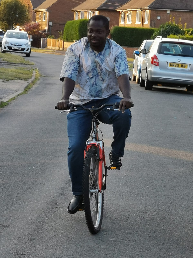 Keeping Fit And Healthy, Let's Ride To Work Instead Of Driving