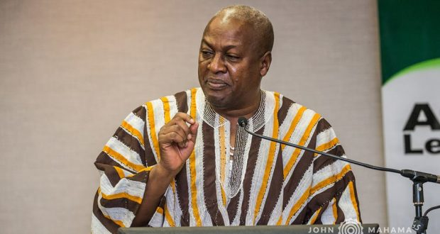Mahama Urges Clergy, Traditional Rulers To Condemn Afoko's Bail Denial